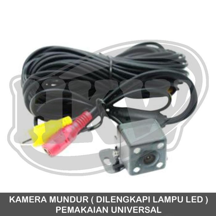 Kamera Led Universal Mobil Futura Minibus