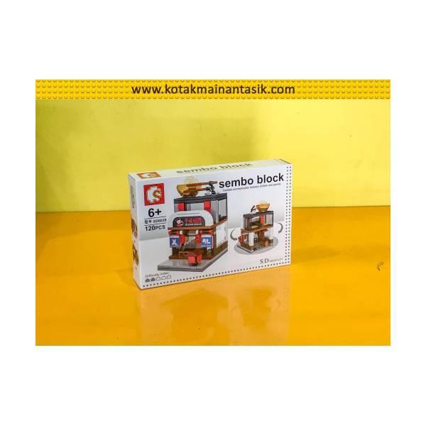 SEMBO 6039 - RAMEN RESTO - Mini City Series