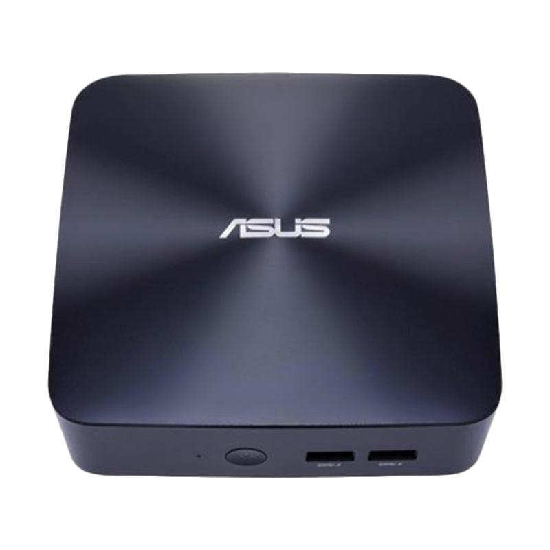 Asus Mini PC UN65U 90MS00W1-M02500 (I5-7200U_1TB_4GB_DOS_WIFI_BT_3Years_KB/MOUSE)