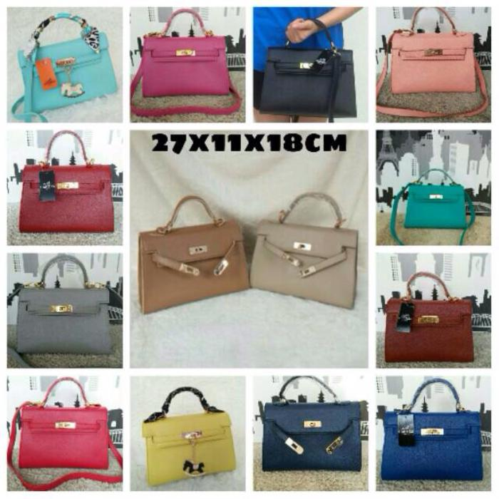 HERMES KELLY MINI TAIGA SUPER - 8SXqeK