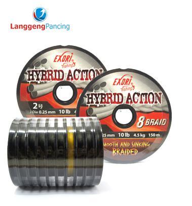 Senar PE Exori Hybrid Action 150m