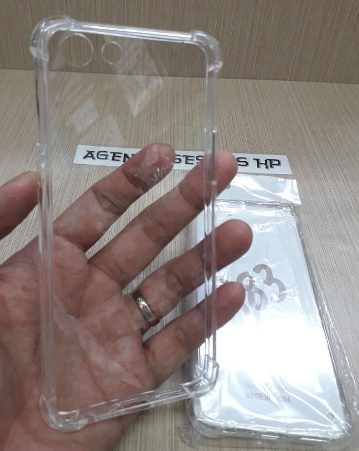Anti Crack Acrylic Mika Soft Case for Oppo A83