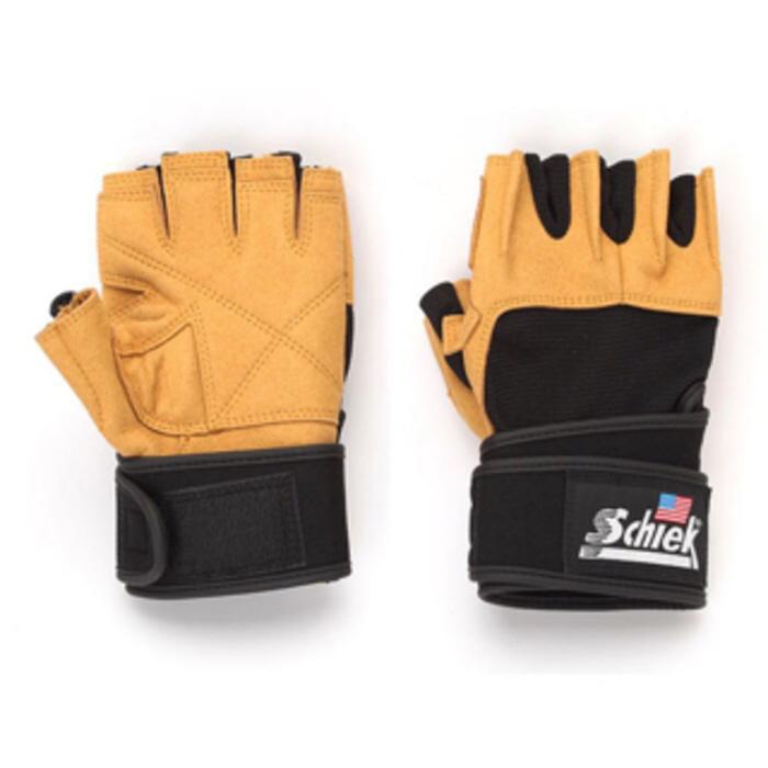Schiek fitness gloves sarung tangan gym fitness angkat besi - i8sCGe