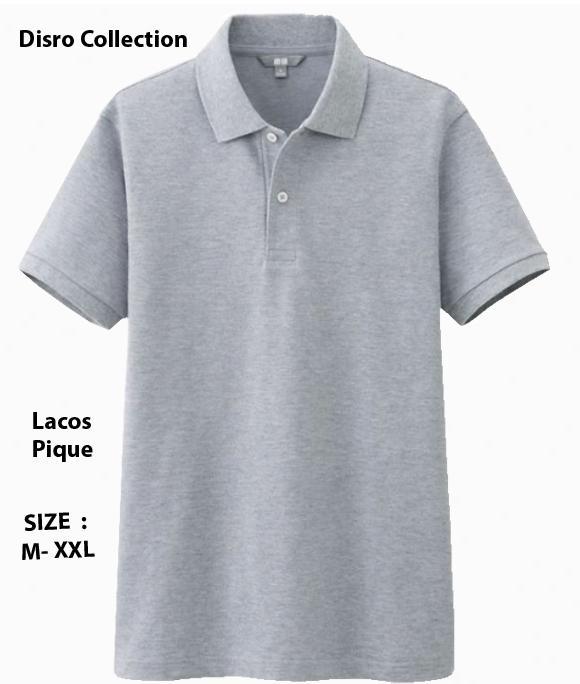 DISRO Collection - kaos kerah polo shirt pria _0_1 / polo shirt bandung Keren / Pakaian Polo Murah