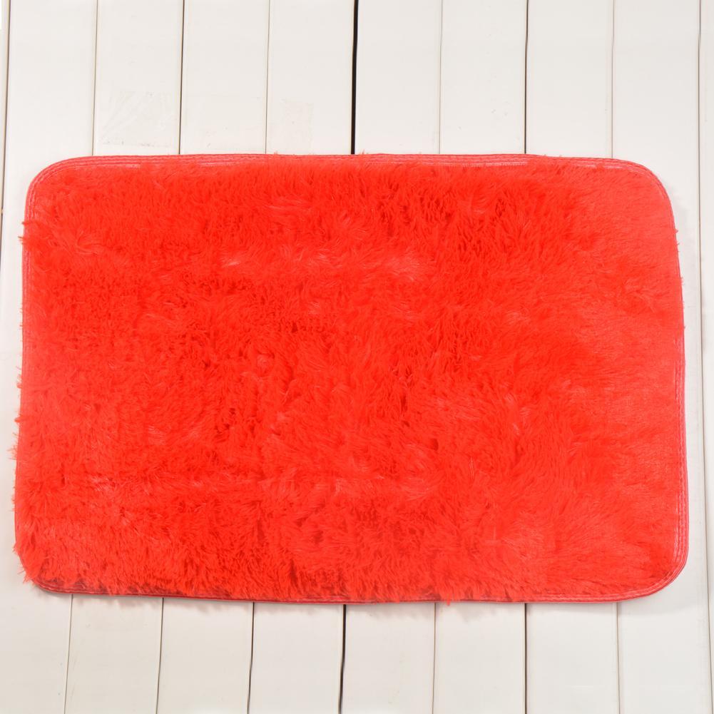Bluelans(R) Ruang Tamu Flokati Shaggy Anti-selip Karpet (40cm*60cm