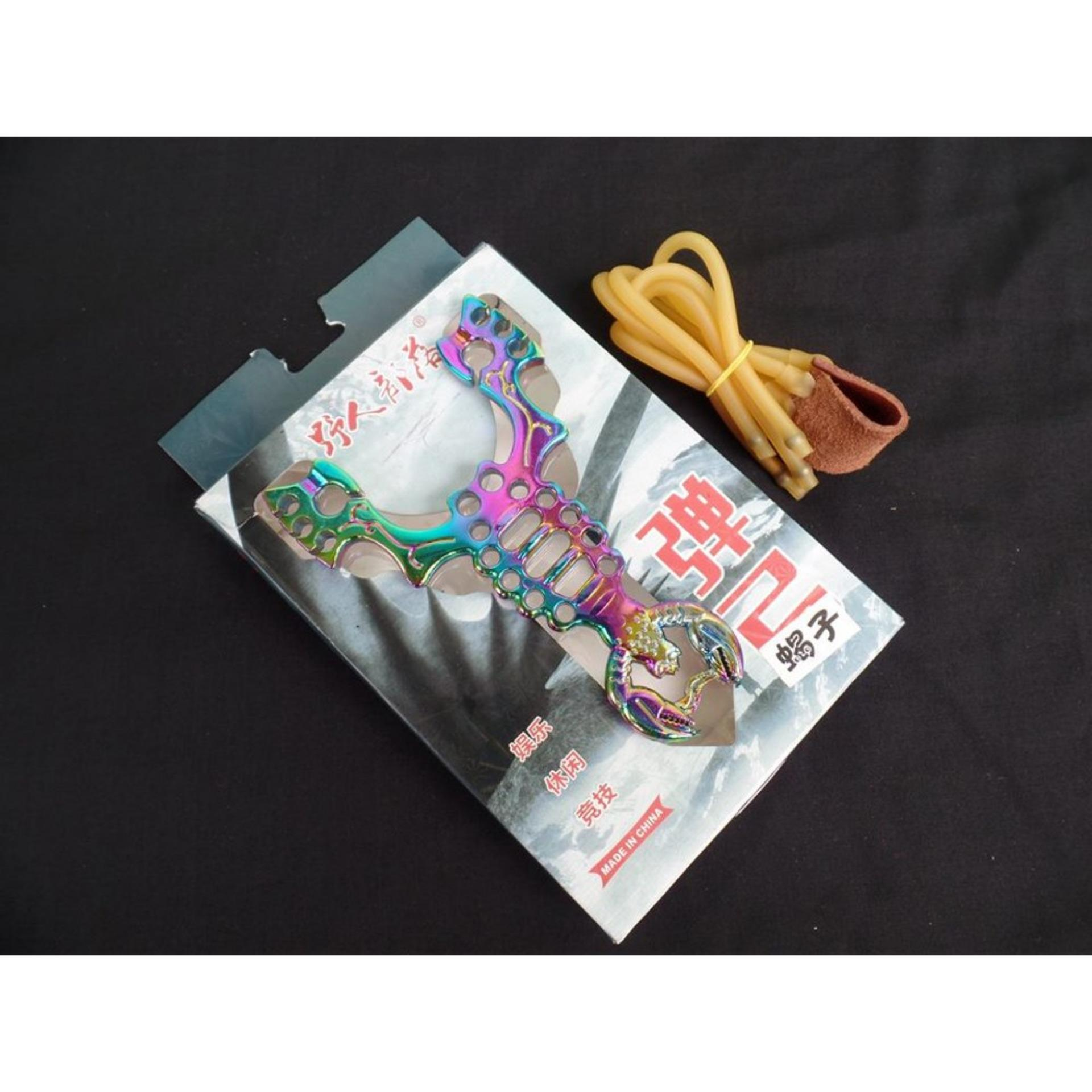 Top_Figure Ketapel Rainbow Scorpion // Ketapel Murah // Ketapel 1 Set