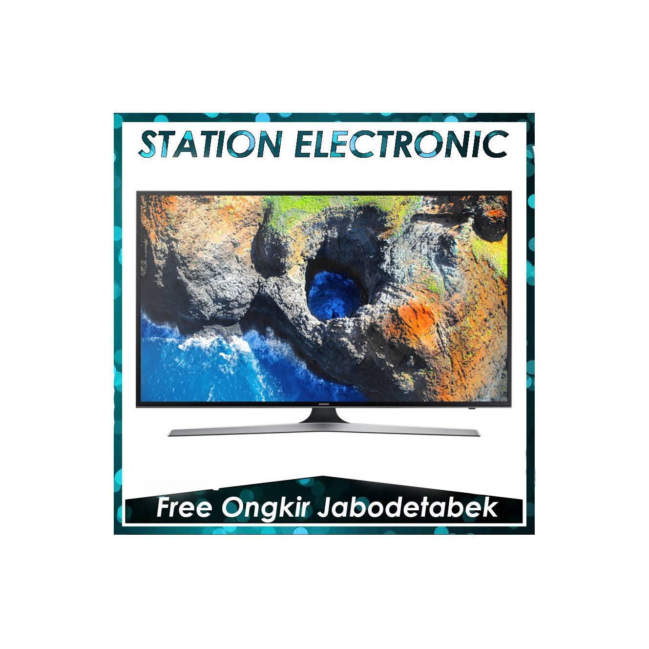 Samsung 40MU6100 Smart UHD TV [40 Inch]
