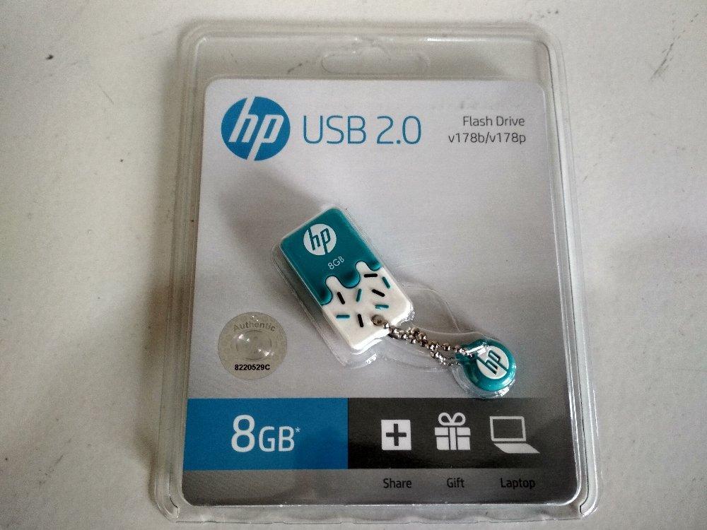 Flashdisk Unik Merk HP 8 GB
