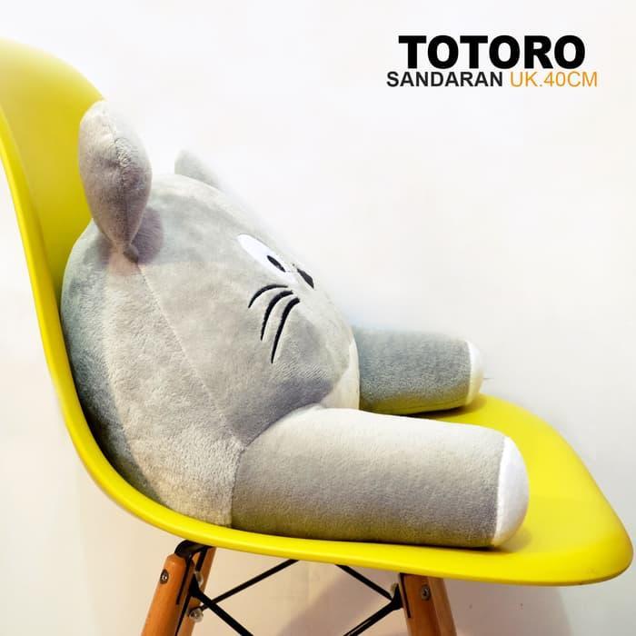 Bantal Sandaran Punggung Mobil kursi kantor boneka totoro souvenir - cgJpKa