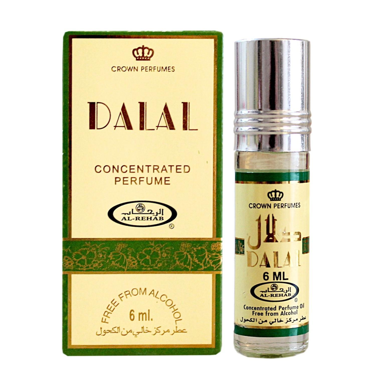 Jual Produk Al Rehab Terbaik Parfum Dobha Lovely 6 Ml Dalal 1 Pcs