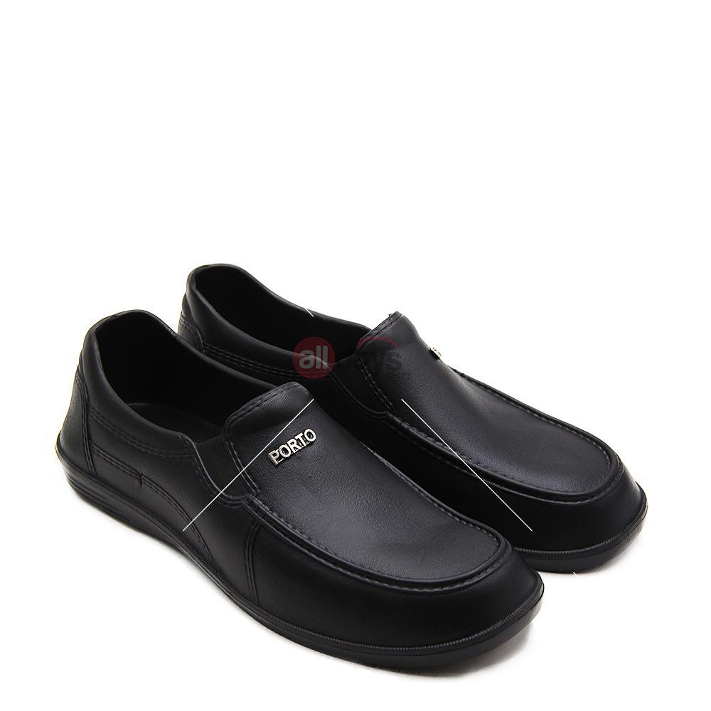 Porto Sepatu Sandal Slip On Pria 1003 M Size 40-44