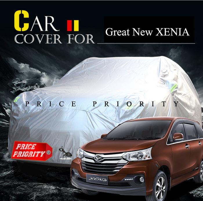 Body Cover / Sarung Mobil Great New Xenia Polyesther 100% Waterproof - Ma4k1J