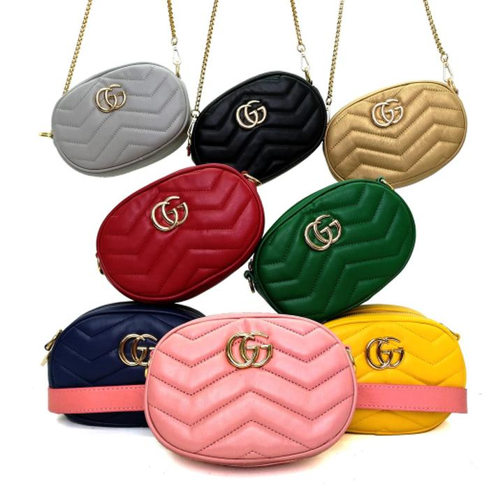 TAS GUCCI BELT MARMONT FASHION WANITA BATAM IMPORT BRANDED SELEMPANG