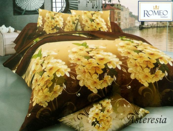 Bedcover Romeo ukuran 120 x 200 / Extra Single / No.3 - Angelo