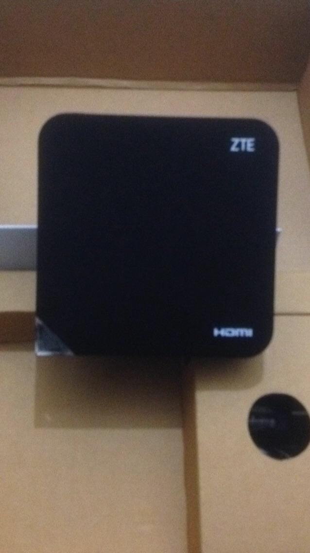 STB android hybrid Root ZTE ZXV10 B760H TV Box indihome set top box