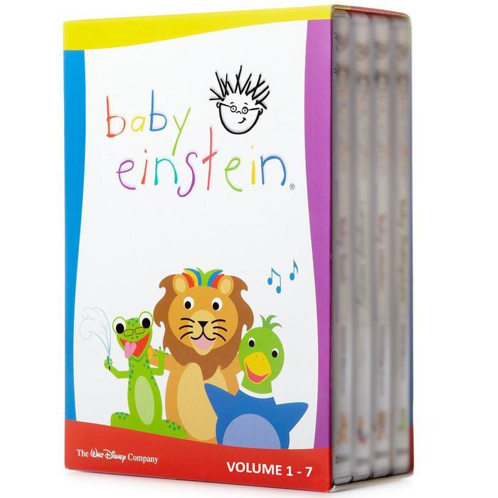 Baby Einstein Video - DVD Edukasi Lengkap u/ Anak, Sepintar Einstein