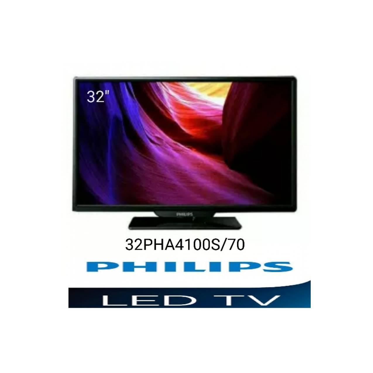 PHILIPS 32PHA4100S/70 LED TV 32INCH - USB MOVIE