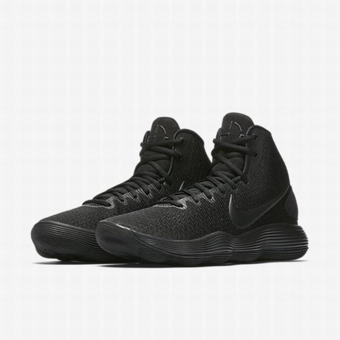 NIKE HYPERDUNK 2017 TRIPLE BLACK ORIGINAL