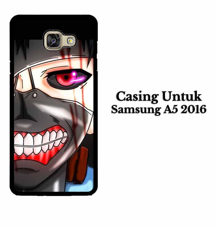 Casing SAMSUNG A5 2016 ken kaneki mas 2 Hardcase Custom Case Se7enstores