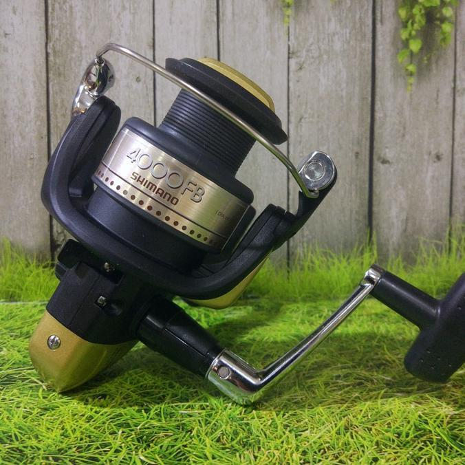Reel Shimano Hyperloop 4000 Fbp - Pancingqsad