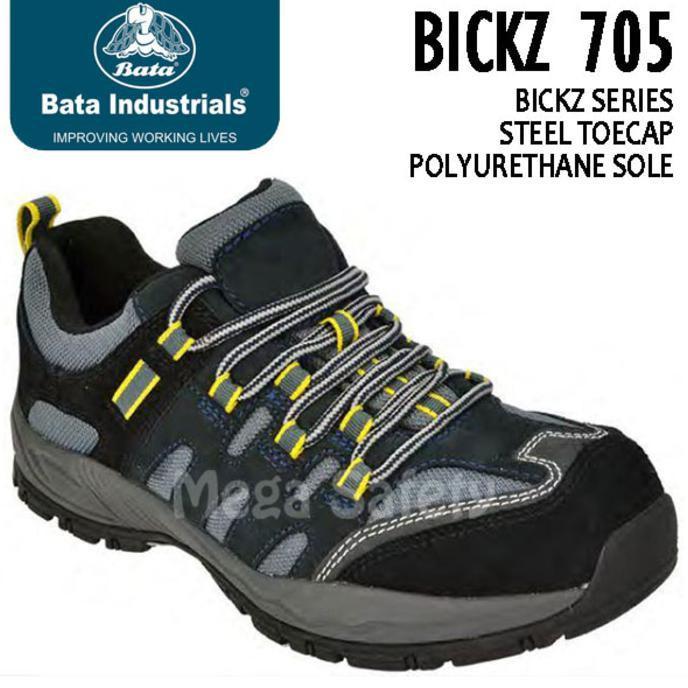 SEPATU SAFETY SHOES BATA BICKZ 705 - 3H5YR9