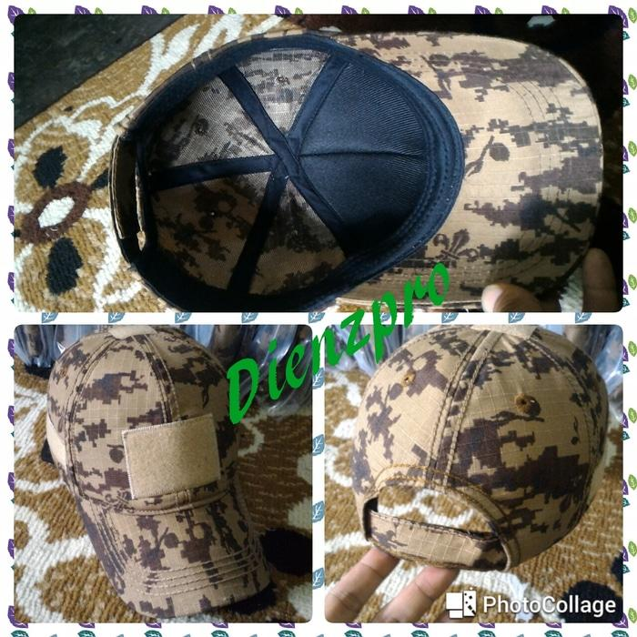 Topi molay tactical pramuka 1 Terlaris di Lazada
