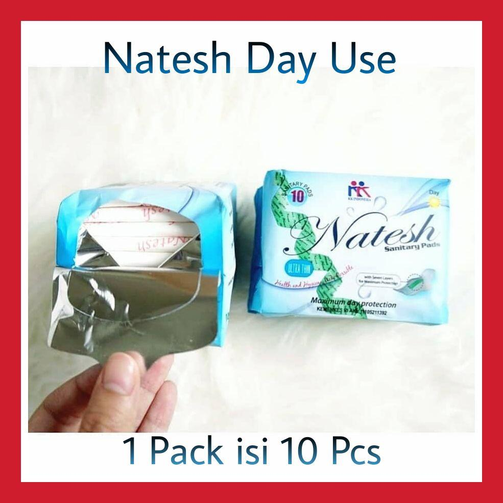 Daftar Harga Pembalut Nina Anion 28cm Lengakp Avail Day Natesh Pagi Kesehatan Herbal Bebas Dioksin Magnet Nano Silver