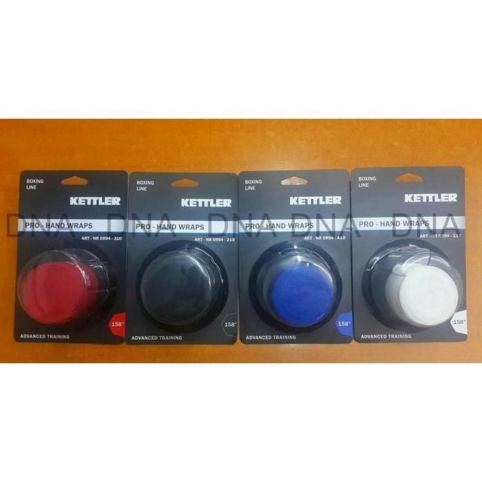 DISKON HAND WRAPS KETTLER 0994 - FOR BOXING / MUAYTHAI / MMA / ETC JUAL