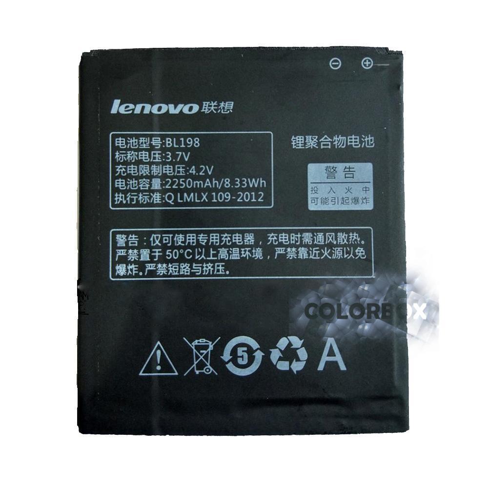 Lenovo Battery Original Lenovo BL 198 / Baterai Original Lenovo BL 198 / Batere Original Lenovo BL 198 / Battery Lenovo BL198 / Baterai Lenovo BL198 / Batere Lenovo BL198 / Baterai Lenovo S880 S920 K680 A856 S890 A859