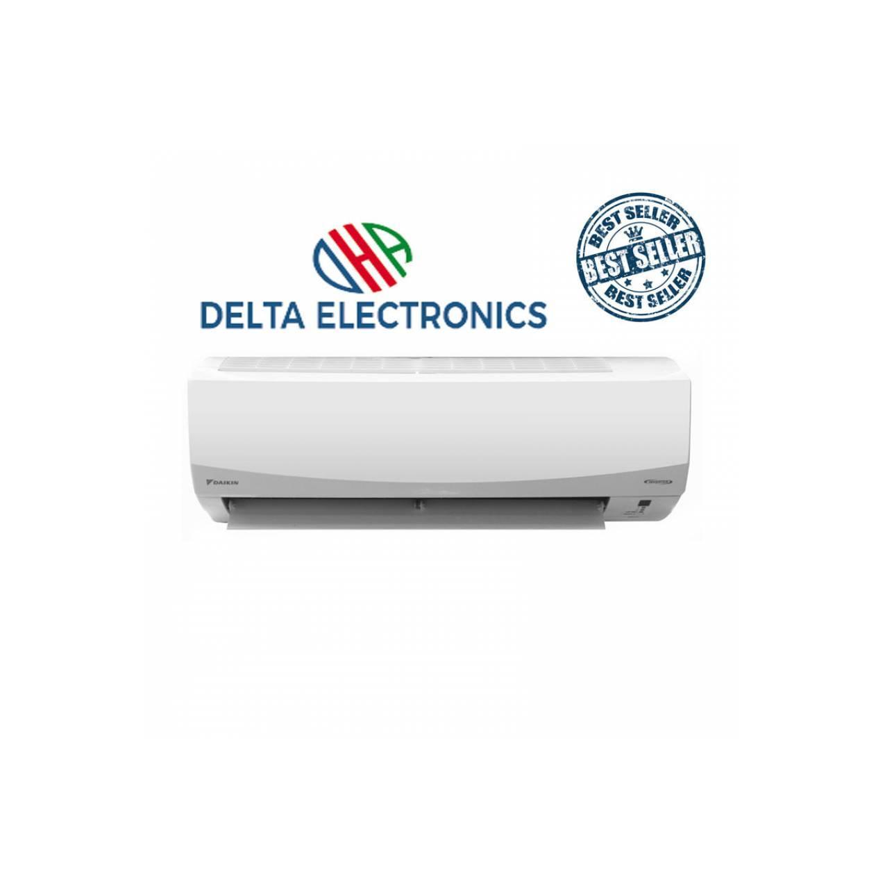 Daikin FTKQ20SVM AC Inverter Thailand R32 [3/4 PK]
