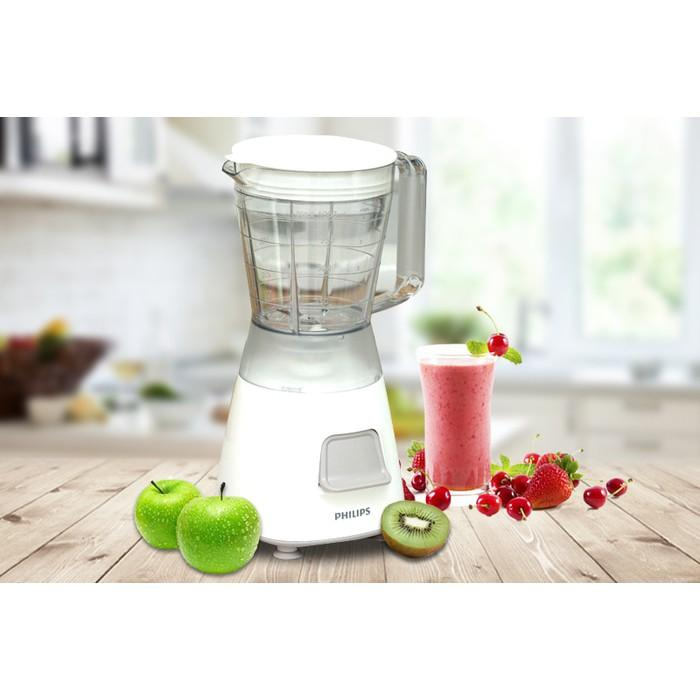 Philips Blender Plastic Hr 2056 Grey Bonus Mill / Harga Murah Promo!!! - Klmyel