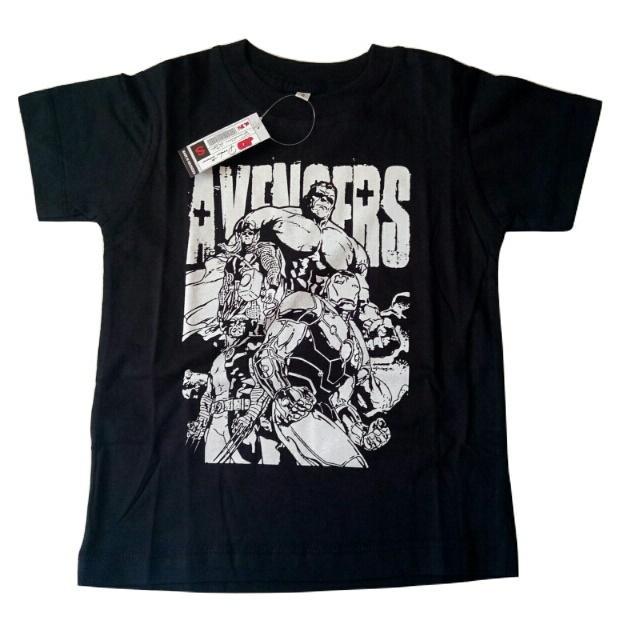 Kaos Anak Heroes 2-7 tahun