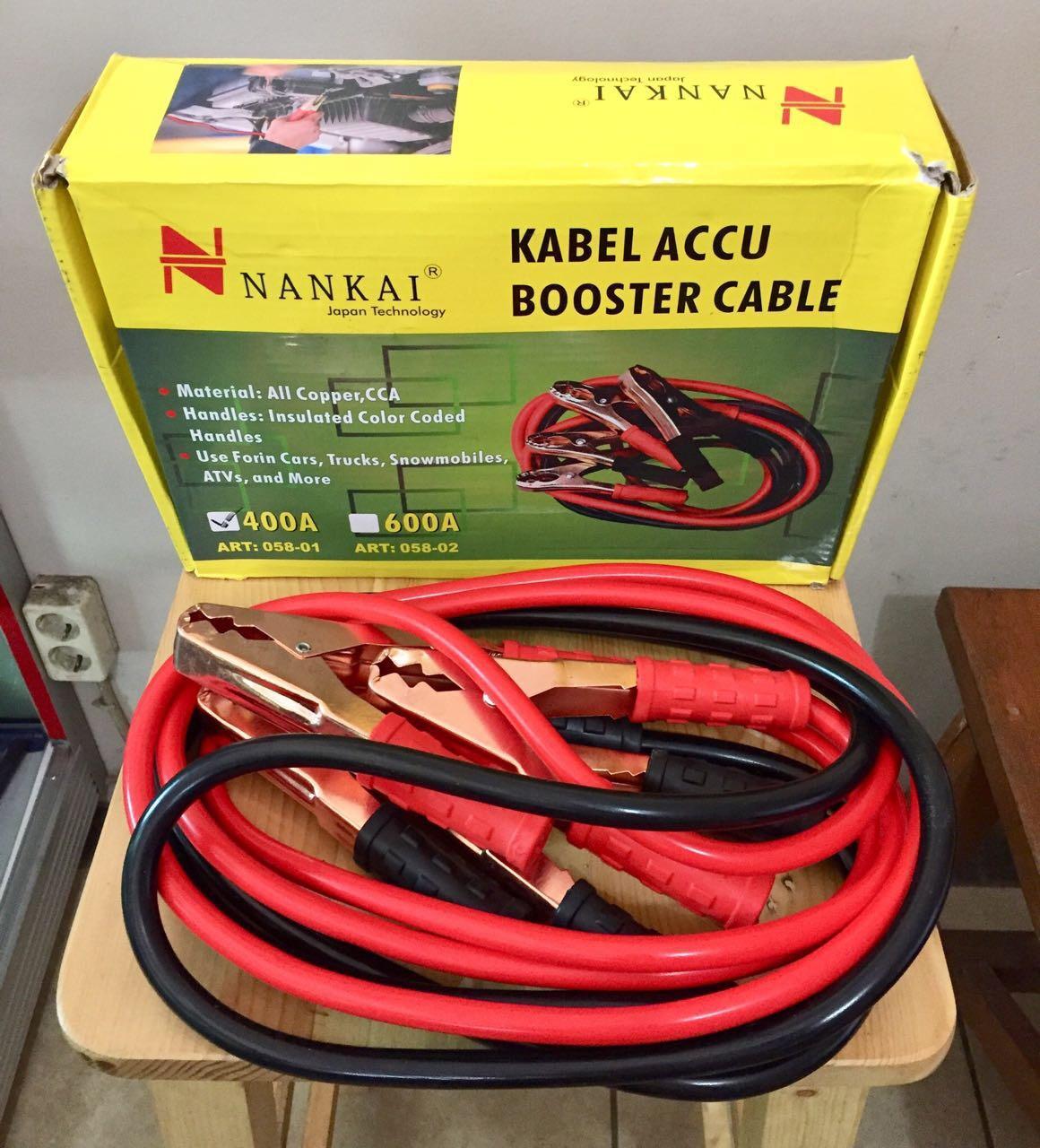 Kabel Jumper Aki Booster Kabel Nankai