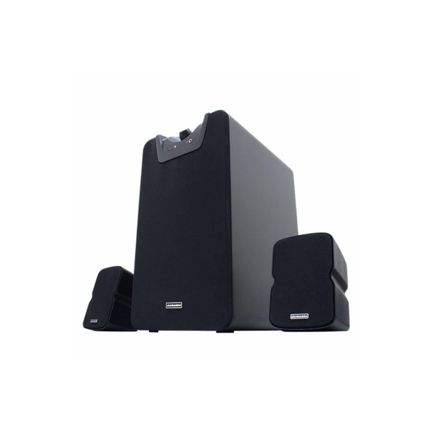 Speaker Simbadda Toba 100W   100 RMS SUPER BASS - REMOTE