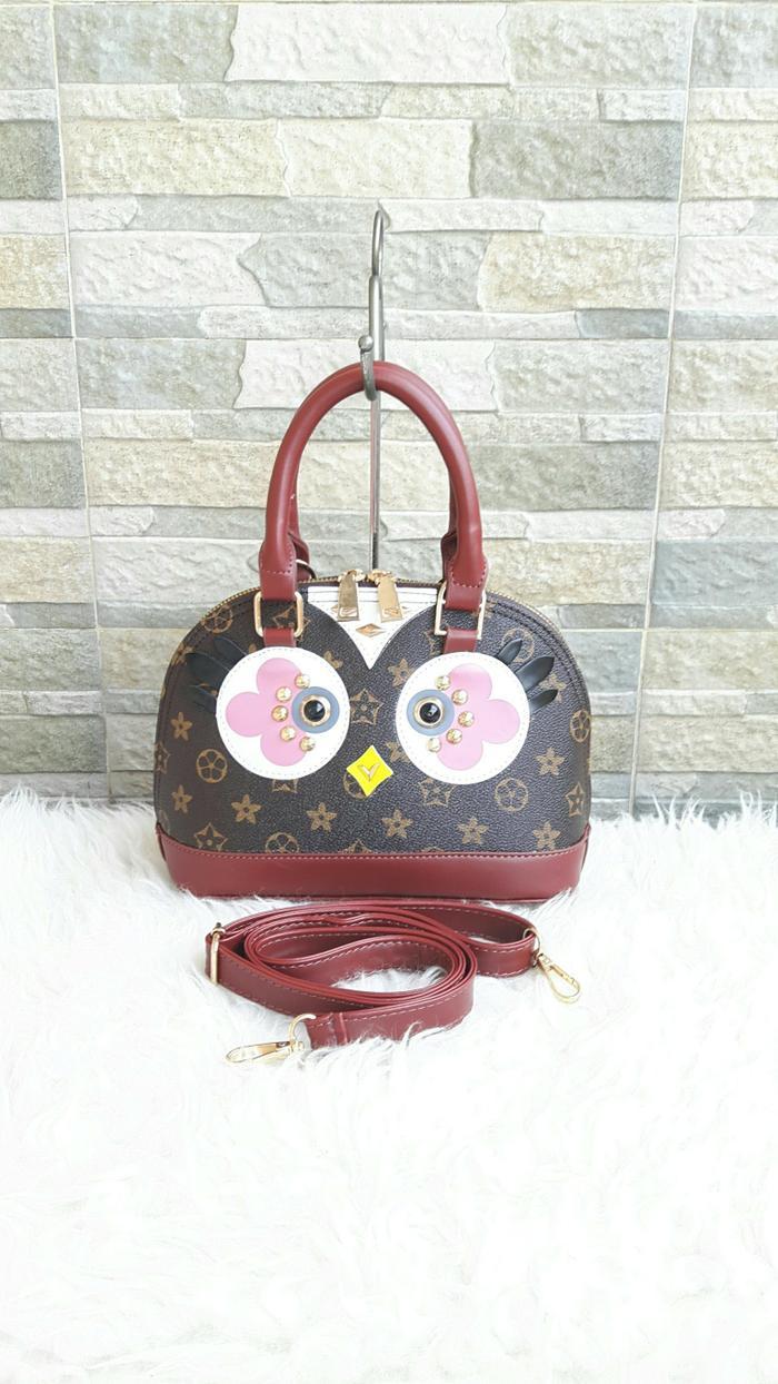 Fitur Tas Wanita Termurah Lv Alma Owl Mono W9sawd Dan Harga Terbaru Hand Bag Mini 5
