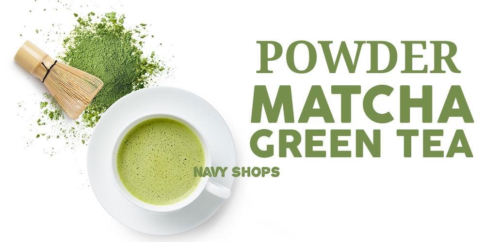 Powder Matcha Tea - Bubuk Green Tea - Greentea Powder Drink
