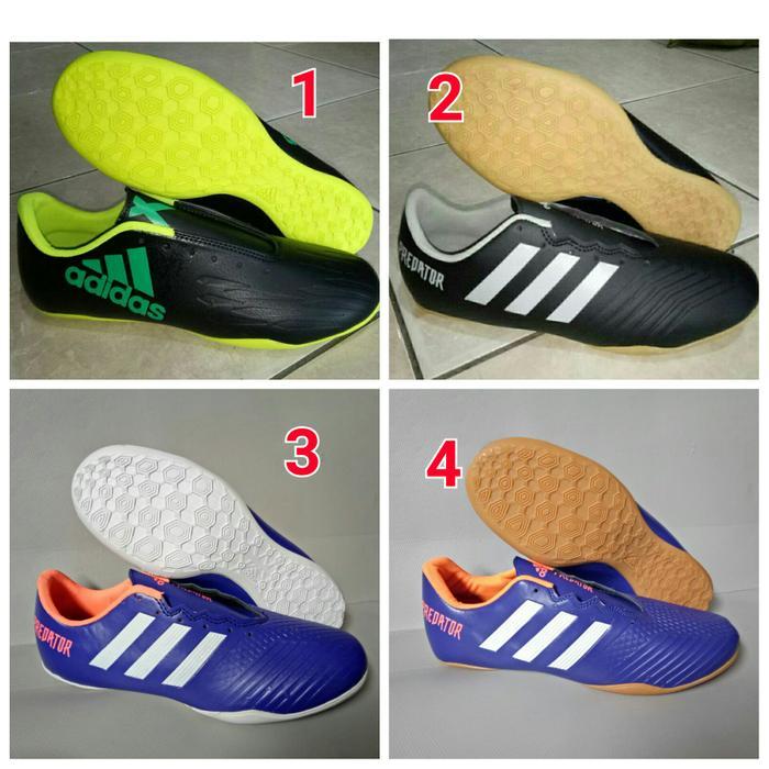 Sepatu Futsal Adidas Sol Original Big Size 44 45 46