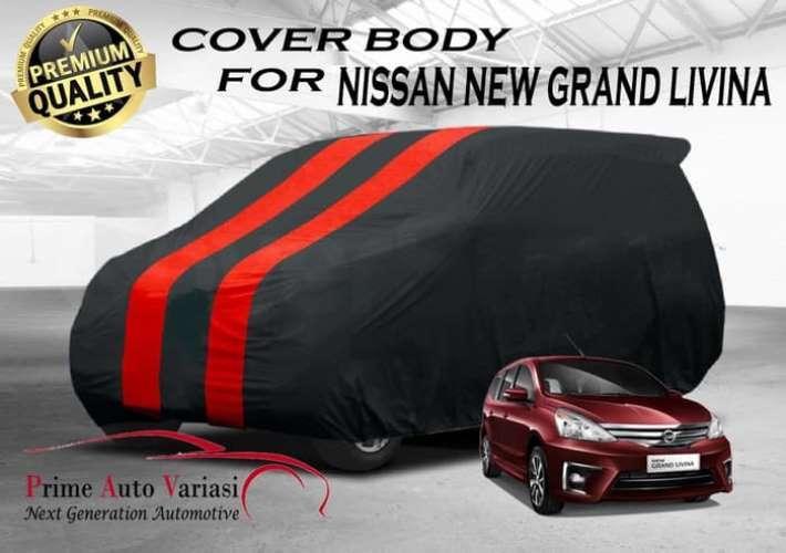 Body Cover Mobil Nissan New Grand Livina