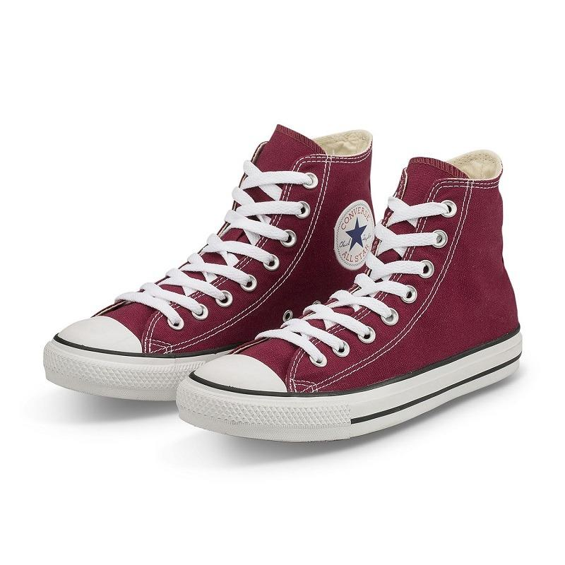 Sepatu Converse Chuck Taylor All Star Classic 70s Sneakers High Maroon