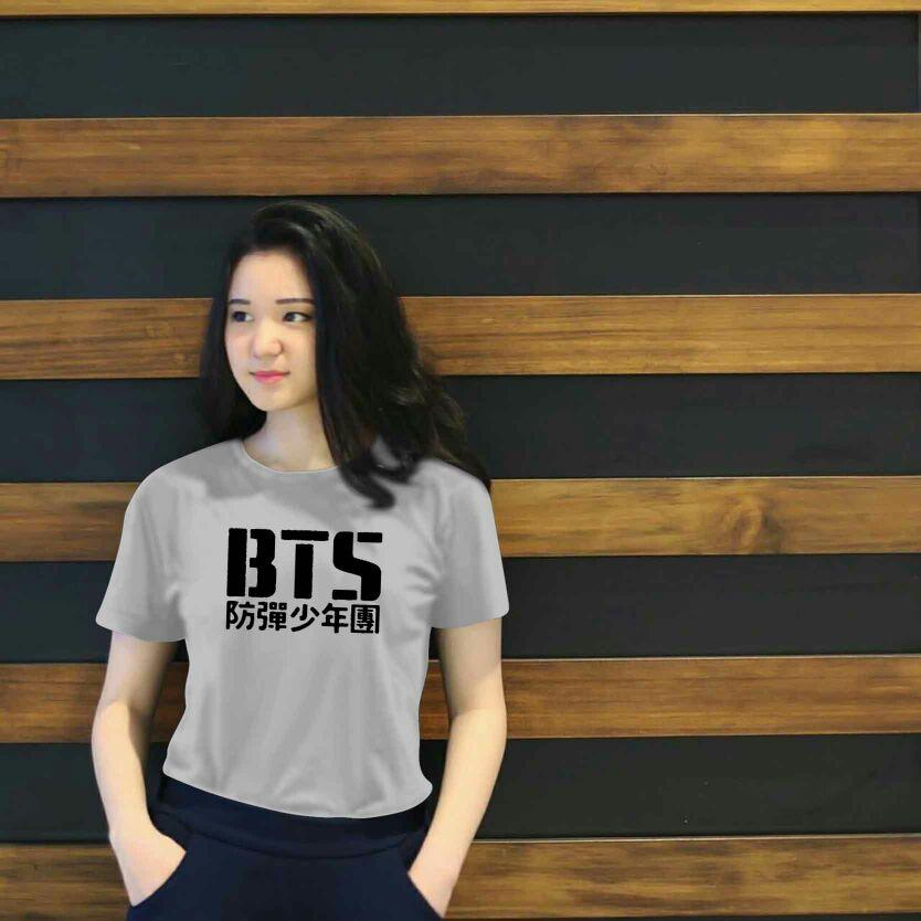 XV Kaos Wanita tee BTS KOREA / T-shirt Distro Wanita / Baju Atasan Kaos Cewek / Tumblr Tee Cewek / Kaos Wanita Murah / Baju Wanita Murah / Kaos Lengan Pendek / Kaos Oblong / Kaos Tulisan