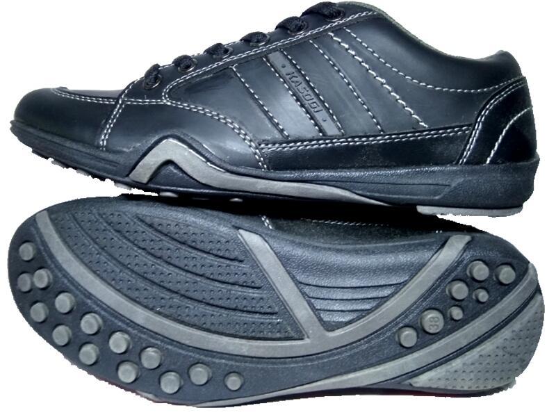 Kasogi Andrew Black - Sepatu Sneaker Pria - Sepatu Sneaker - Sepatu Casual