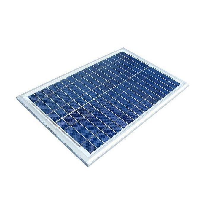 ELEKTRO - SOLAR PANEL 20WP POLY (CELL SURYA TENAGA MATAHARI 20W 20 W WP WATT) - BRUSHSTORES