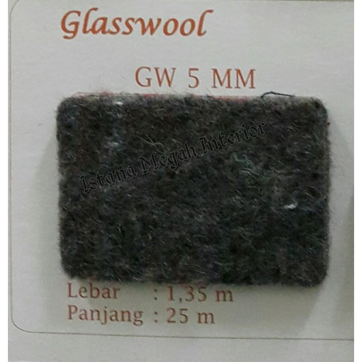 Karpet Glasswool Peredam Tebal 5Mm Buana - Hgfiw4 Flfhdsl