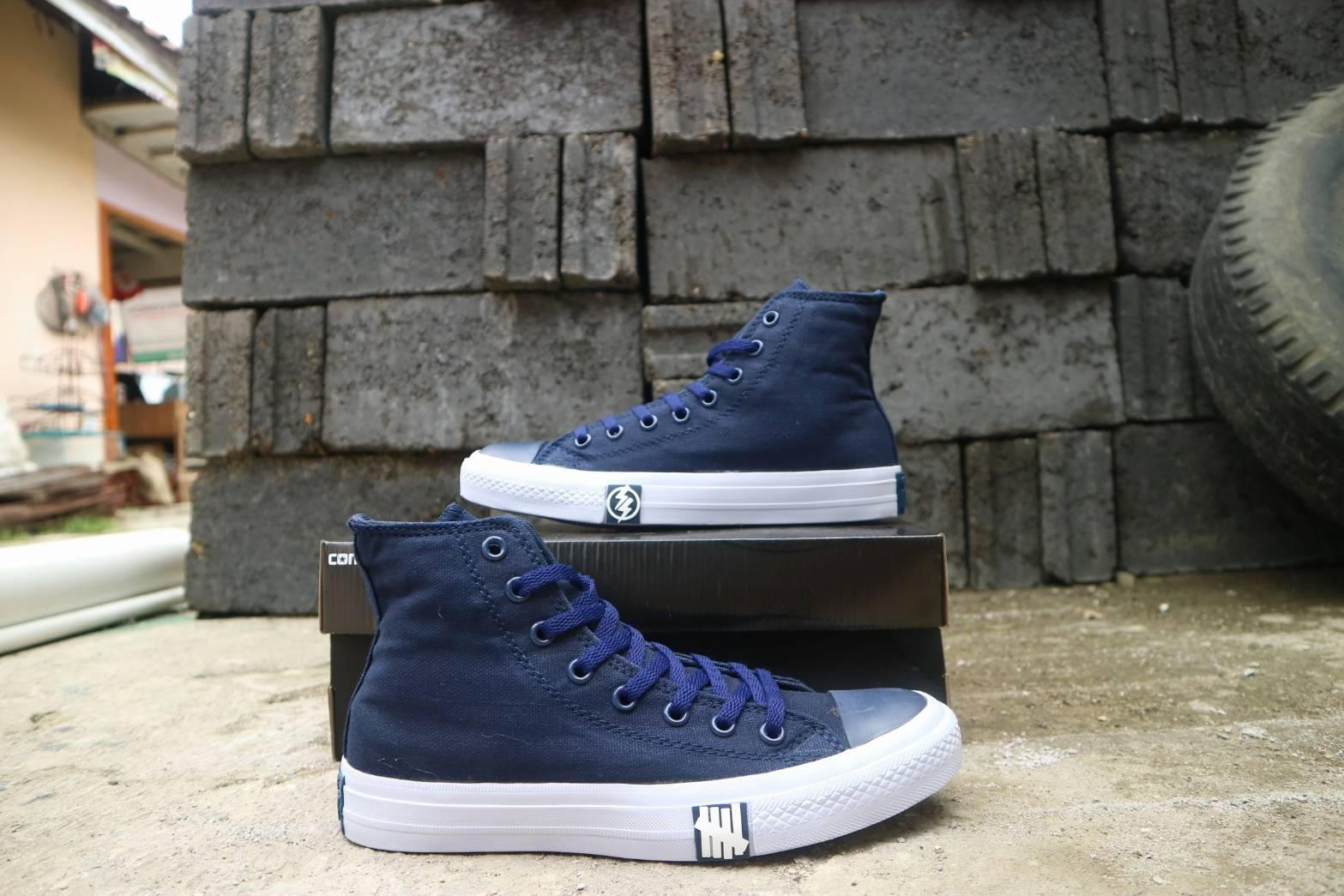 Sepatu Olahraga Converse High X U Premium Original Sneakers - ZAI4 - 1