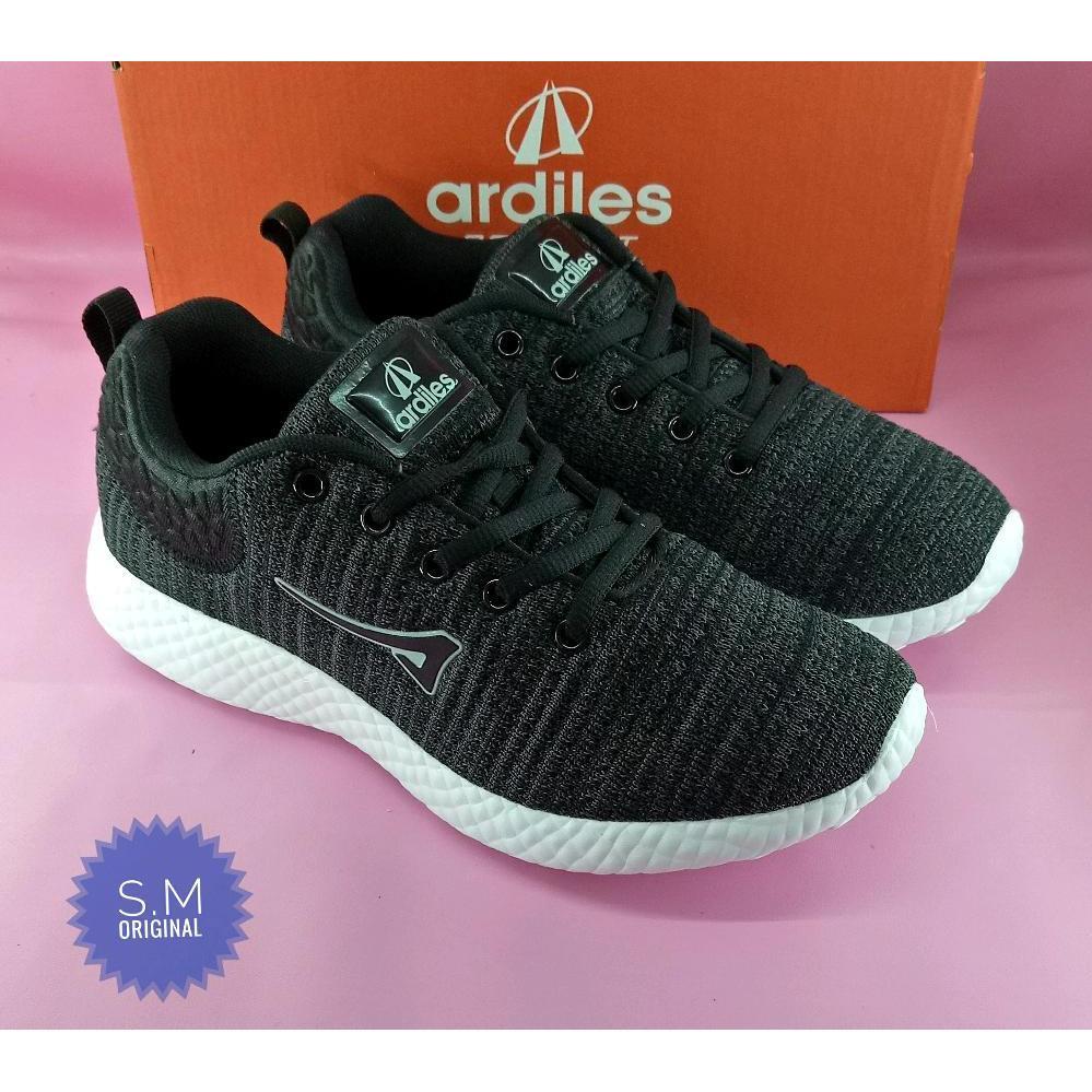 Cek Harga Baru Sepatu Casual Sport Cewek Ardiles Sabrina Hitam Biru Estelle Women Running Shoes 38 Olahraga Wanita Cheesecake 37 40