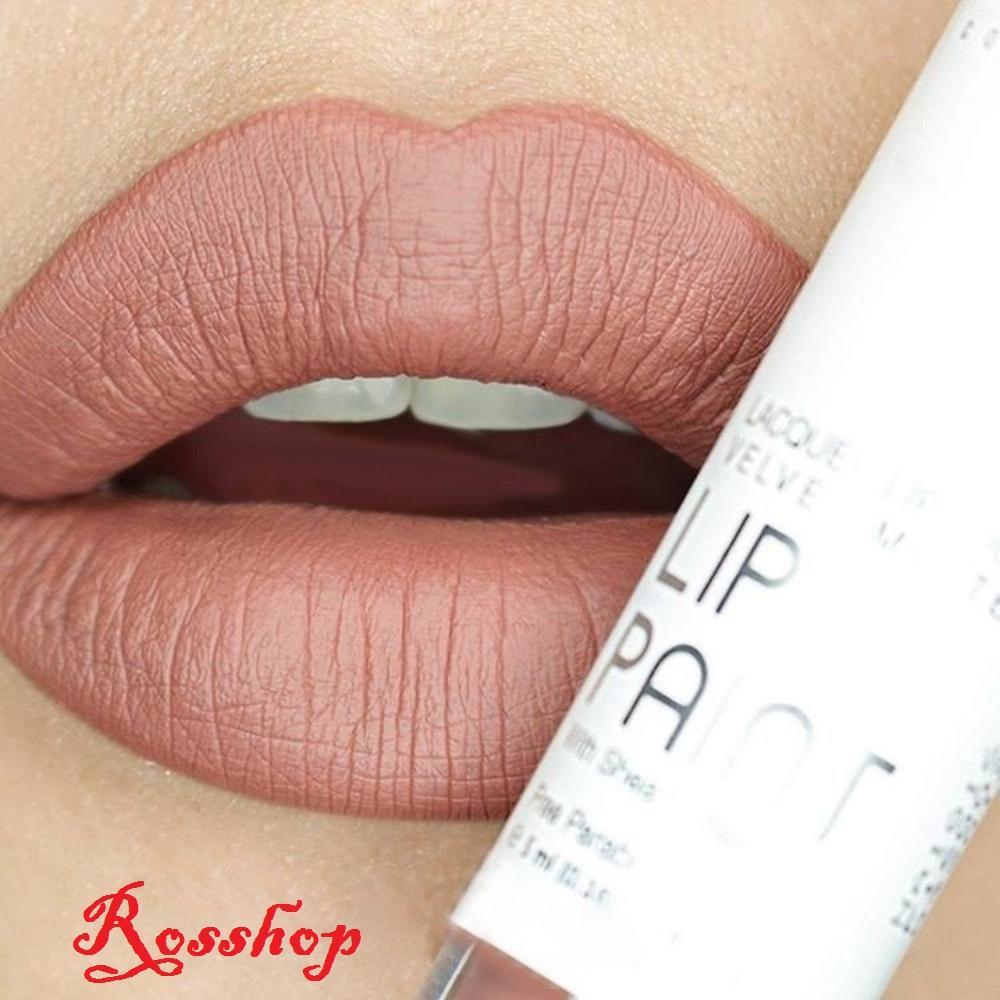 Zoya Cosmetics Lip Paint Mocha Mousse 06