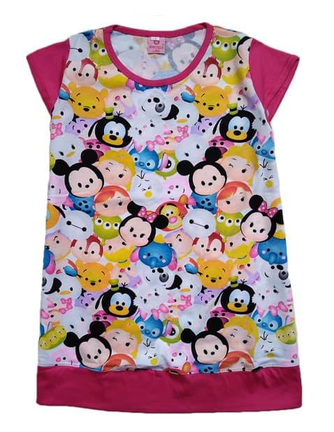 Dress Daster Anak Tsum Tsum TSM052317 ...