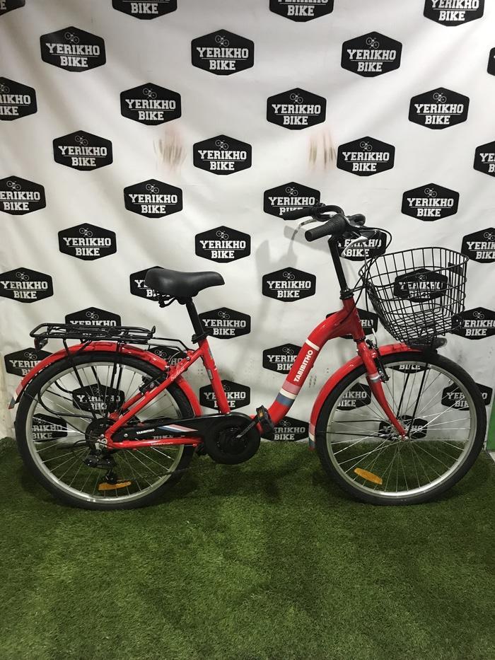 Sepeda Mini Keranjang Thrill Tabibitho Euphoria 24 - J19DBX