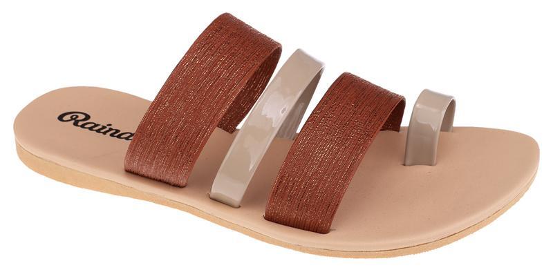 Sandal Wanita - RJB 123 - Cream Kombinasi