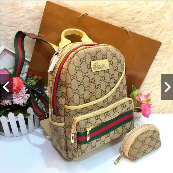Gucci Ransel Patrice FREE DOMPET